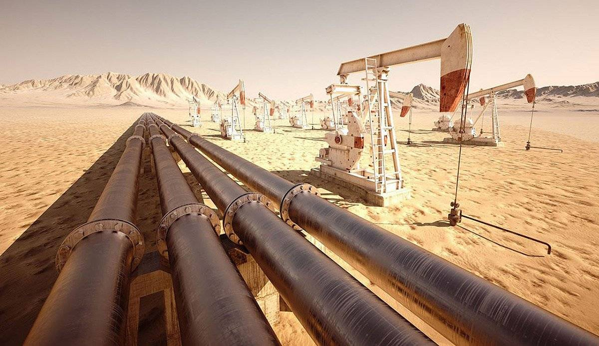 Pipeline Construction Iraq